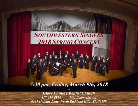 180309 SWBTS Singers Concert